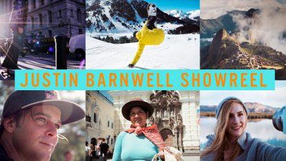 Justin Barnwell Showreel